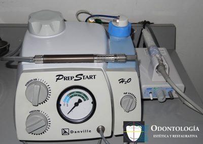 Prepstar, tratamiento de caries sin dolor ni ruido